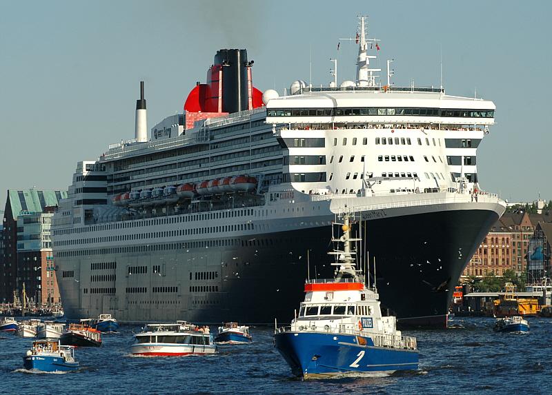 bateau queen mary