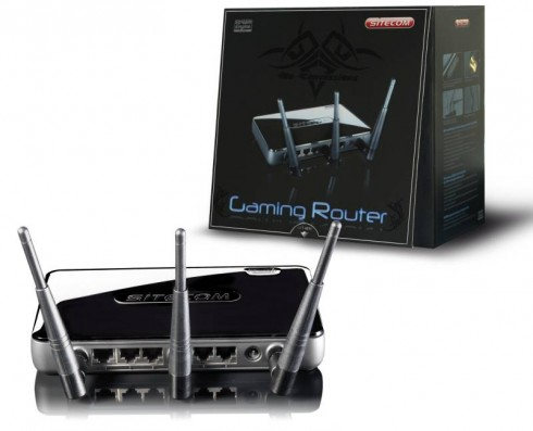 WL-308 Wireless 300N XR Gigabit Gaming Router