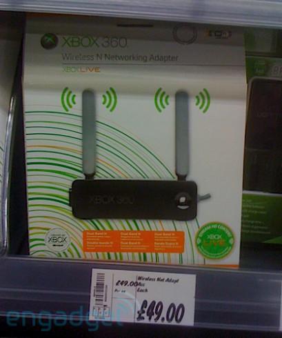 XBOX360-Wifi-802.11n-adapter