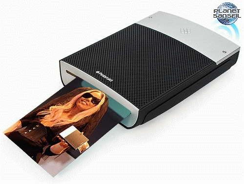 une imprimante de poche pour smartphone chez polaroid. Black Bedroom Furniture Sets. Home Design Ideas