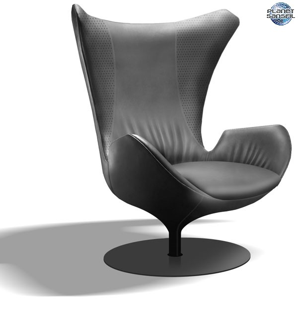 un fauteuil design bluetooth chez natuzzi. Black Bedroom Furniture Sets. Home Design Ideas