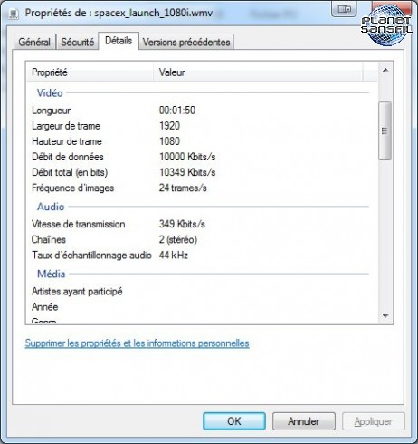 ZyXEL HD Powerline: détails de la vidéo