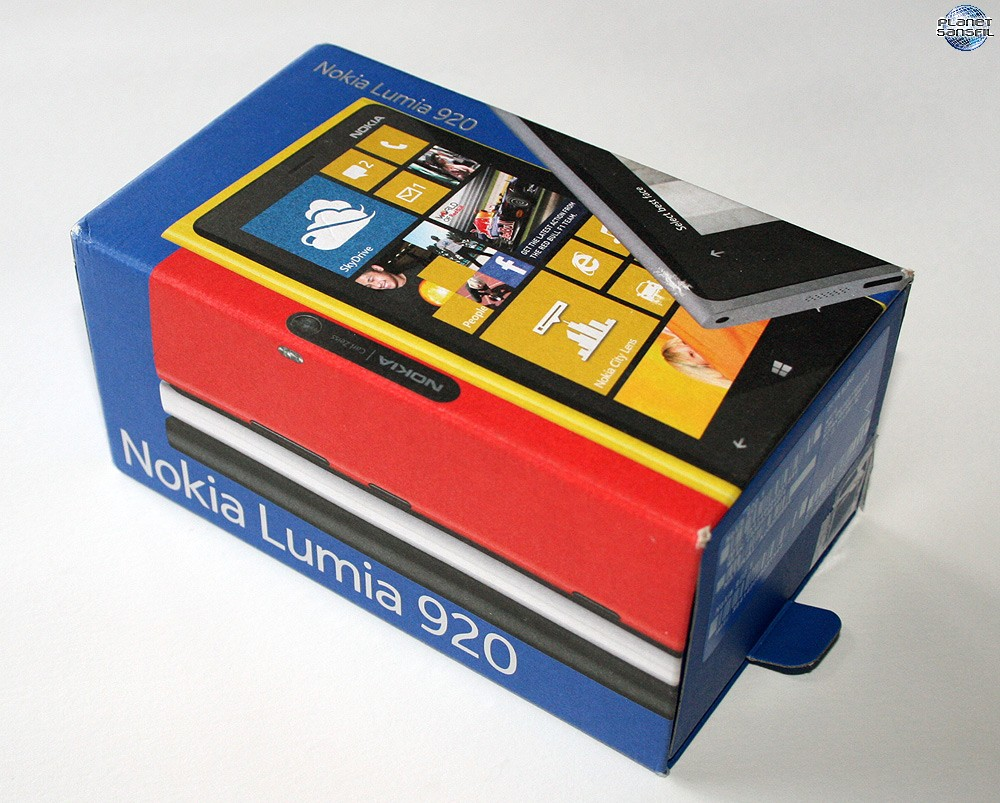 Test : Nokia Lumia 920.