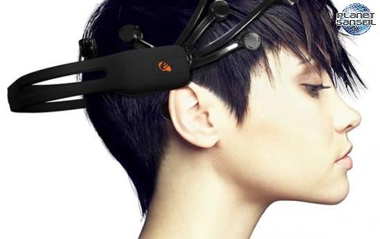 Un casque sans fil qui lit dans vos pensé