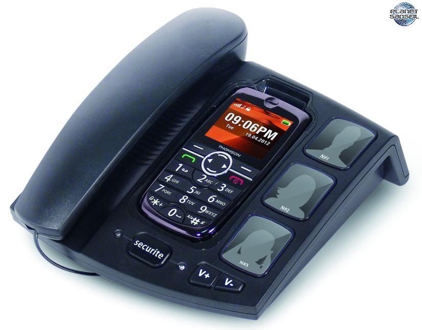 Le serea s de thomson - Telephones pour maison et bureau ...