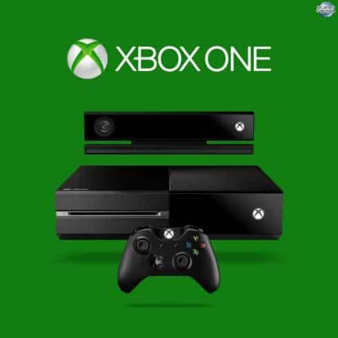 Microsoft-console-Xbox-One