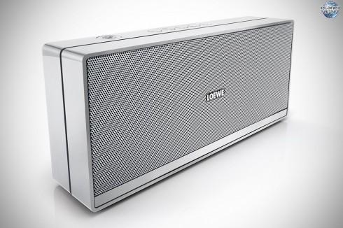 Loewe-Speaker-2go-NFC-enabled-Bluetooth-Speaker-Silver