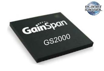 Gainspan-GS2000-Wi-Fi-Zigbee