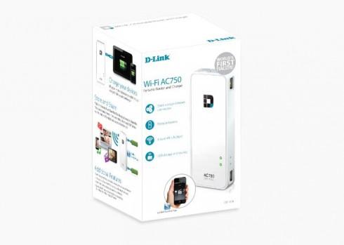 dlink_Wi-FiAC750_routeur_wifi_nomade