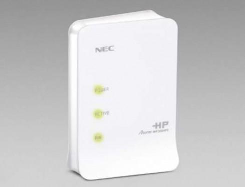 NEC_ Aterm_WF300HP2