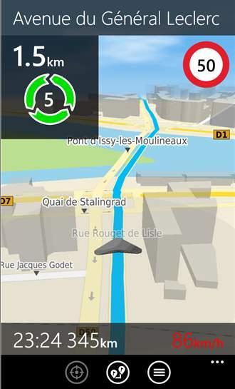 mappy_GPS_windows_phone