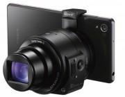 Sony_QX1_objectif_WiFi_NFC