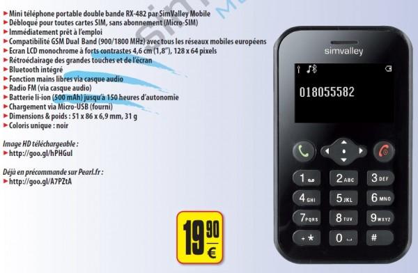 PEARL_Mini_téléphone_portable_RX-482