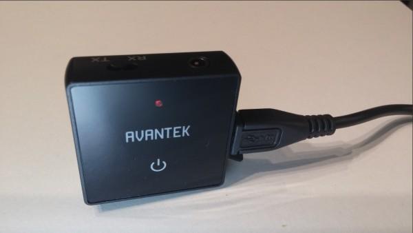 Émetteur Récepteur Bluetooth Avantek BR-Z8