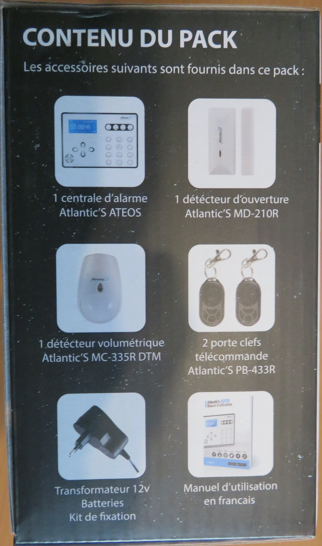 alarme atlantic avis cool enfin elle est compatible avec le domotique et votre box internet a. Black Bedroom Furniture Sets. Home Design Ideas