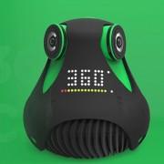 Giroptic 360cam, une caméra qui prend de la vidéo à 360°
