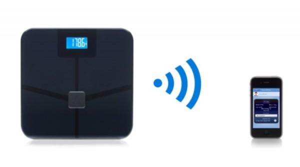 Wireless Body Scale de BlueAnatomy