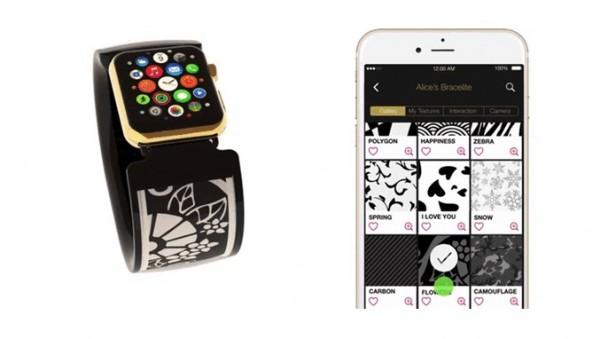Bracelite un bracelet connecté pour votre Apple Watch avec de l'E-Ink.