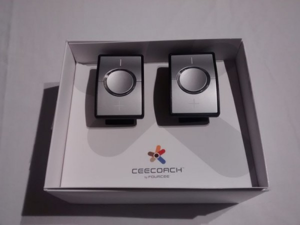 CeeCoach, des oreillettes de Coaching by Fourcee