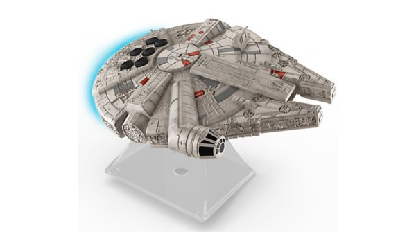 Enceinte Bluetooth Faucon Millenium Star Wars Le Réveil de La Force