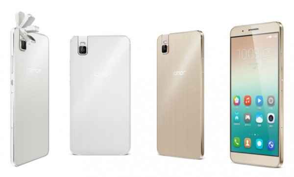 Huawei ShotX Smartphone avec caméra a 180 degrés