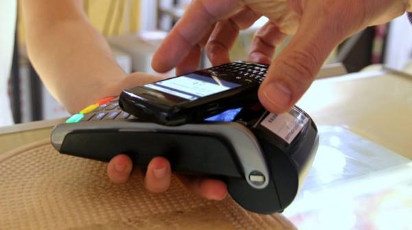 nfc paiement Vodafone