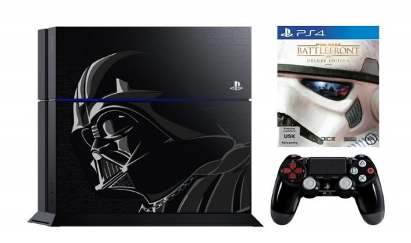 Playstation 4 Star Wars edition
