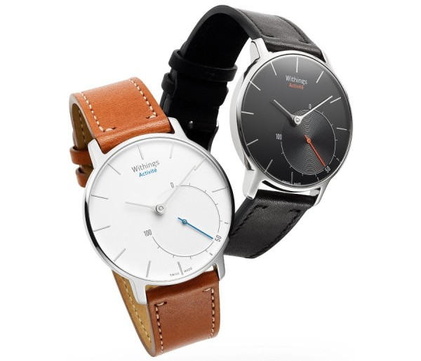 Withings Activite montre connectée