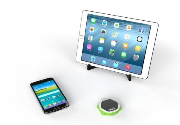 Bixi votre interface gestuelle pour votre smartphone