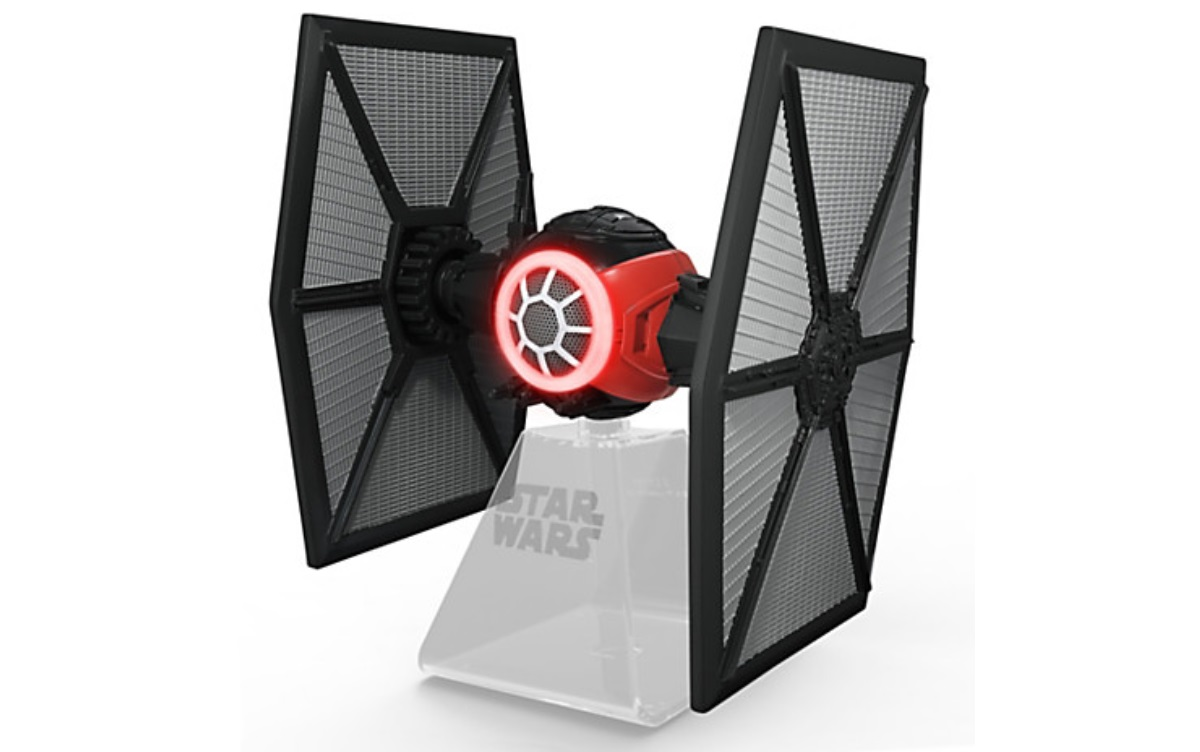 enceinte bluetooth chasseur tie star wars. Black Bedroom Furniture Sets. Home Design Ideas