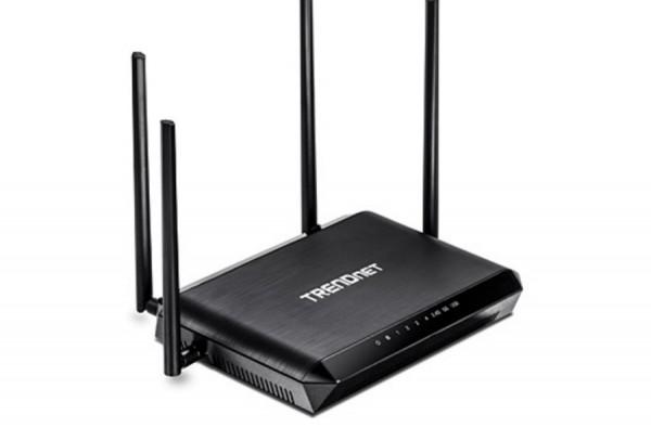 trendnet  AC2600 StreamBoost MU-MIMO WiFi Router