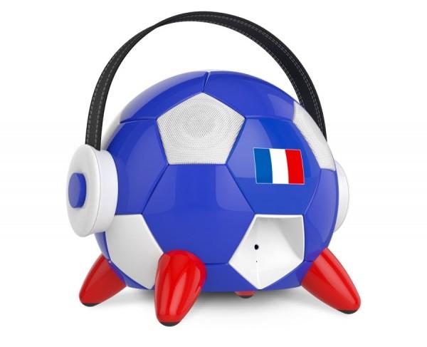 B-BALL SEDEA enceinte Bluetooth ballon de foot