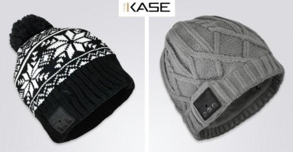 Beanie bonnet connecté de The Kase
