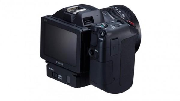 CANON XC10 camera 4K Wi-Fi