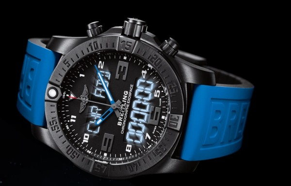 Exospace B55 la montre connectee de Breitling