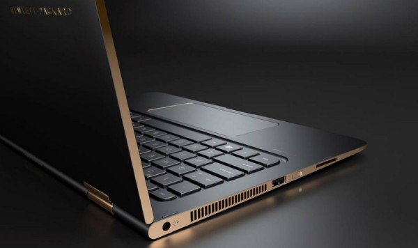 HP Spectre x360, le nouveau notebook ultrafin d'HP