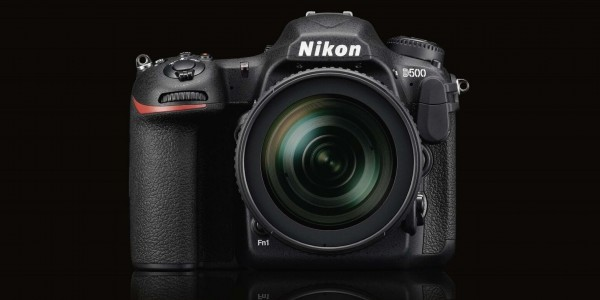 Nikon D500 appareil photo numerique bluetooth