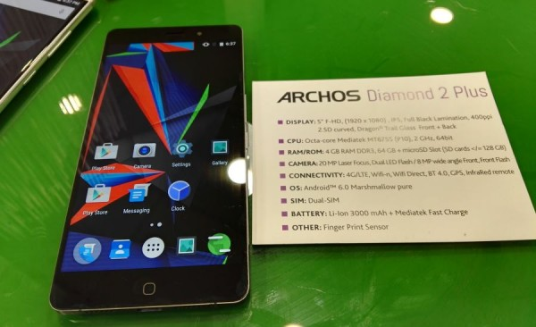 ARCHOS Diamond 2 Plus