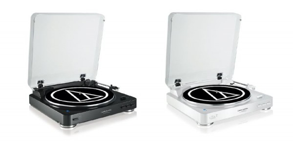 Audio-Technica AT-LP60BT platine vinyles bluetooth