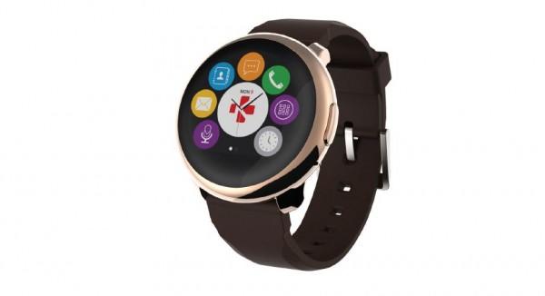 MyKronoz ZeRound montre connectée bluetooth