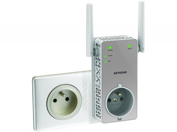 Netgear EX3800-100FRS Répéteur Wi-Fi AC750