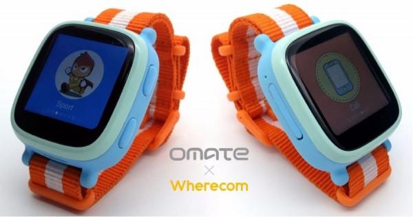Omate Wherecom K3