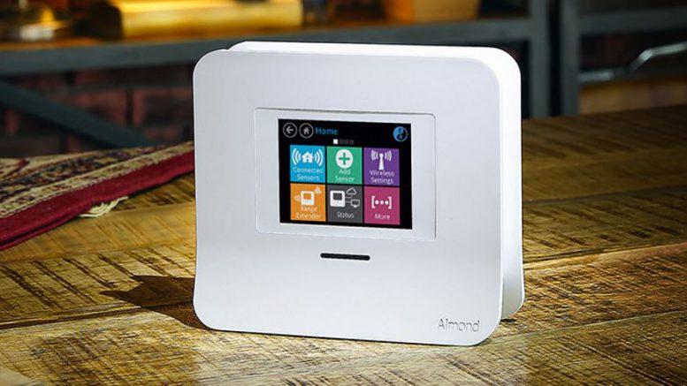 almond 3 un routeur wi fi qui g re vos objets connect s. Black Bedroom Furniture Sets. Home Design Ideas