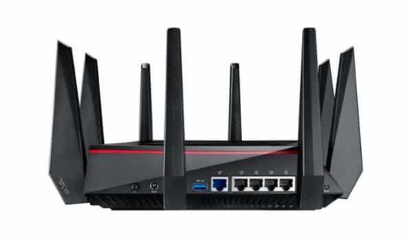 Asus RT-AC5300 routeur WiFi 80211ac