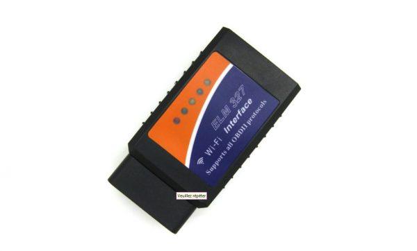 ELM327 V1.5 Wi-Fi