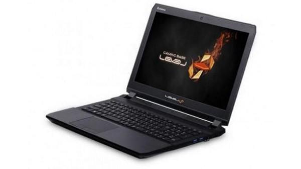 iiyama Lev-15QX082-i7-TD notebook