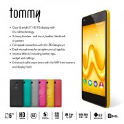 wiko Tommy smartphone