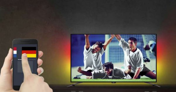 Ambilight TV App