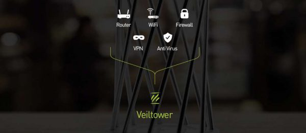 Veiltower routeur firewall VPN Wifi