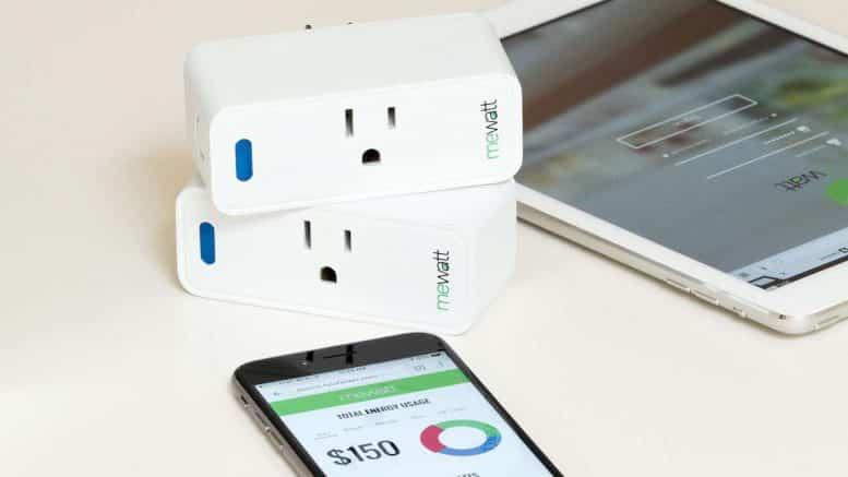 Mewatt la prise connect e qui calcule votre consommation - Prise connectee wifi ...